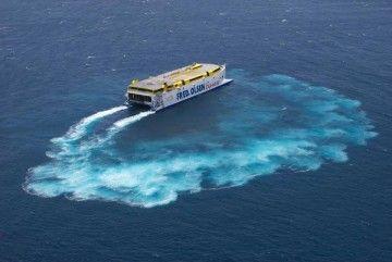 La Sentencia del Tribunal Europeo avala que la utilización en exclusiva de la infraestructura portuaria del Puerto de Las Nieves con fines de tráfico comercial de que ha disfrutado Fred. Olsen