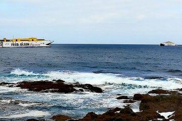 La línea Gran Canaria-Tenerife tendrá un refuerzo especial en Semana Santa