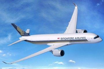 Singapore Airlines estrenará el primer A350 XWB-ULR