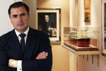 Alejandro Aznar, presidente del Grupo Ibaizábal