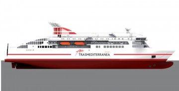"""El buque """"Villa de Teror"""" será entregado a finales de junio"""