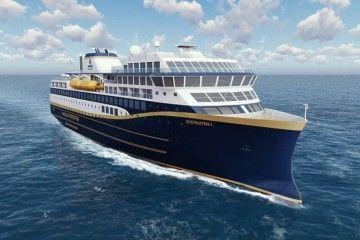 Este será el aspecto externo de los buques de la compañía noruega Havila