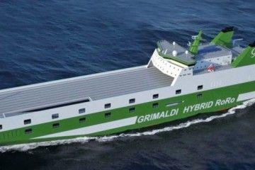 Este será el aspecto exterior de los buques del proyecto GG5G de Grimaldi