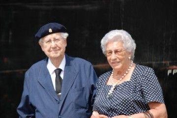 Juan Alvargonzález González de la Buelga y su esposa, Dominica Figaredo Sela