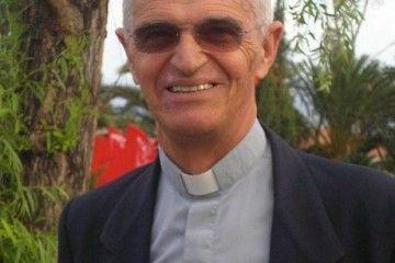 Antonio Hernández, rector del Real Santuario de Nuestra Señora de las Nieves
