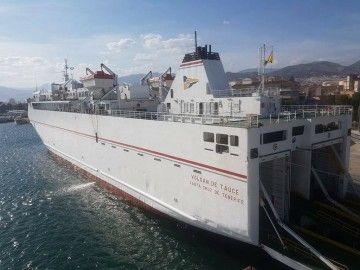 FRS asume la línea Motril-Melilla en sustitución de Naviera Armas