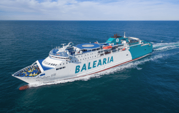 Cuatro buques de su flota son de nueva construcción, salidos del astillero Barreras