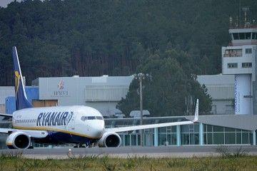 Esta situación provoca que el aeropuerto de Vigo pierda pasajeros