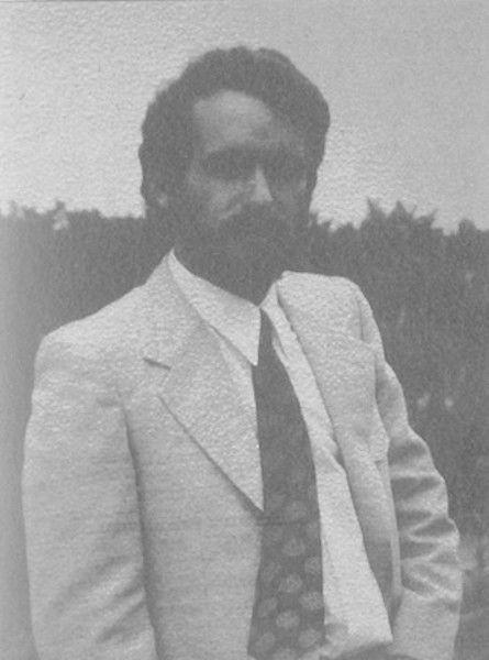 Octavio Santos Cabrera (1950-1977)