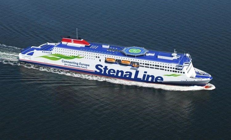 Stena afianza posiciones con los buques del proyecto E-Flexer