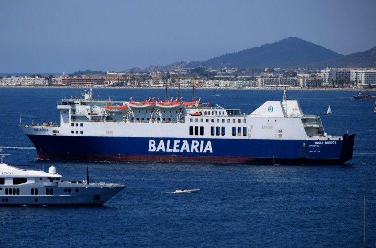 """El buque """"Duba Bridge"""", ex """"Mercedes del Mar"""" entre otros, es una """"joya"""" de 42 años de vida marinera"""