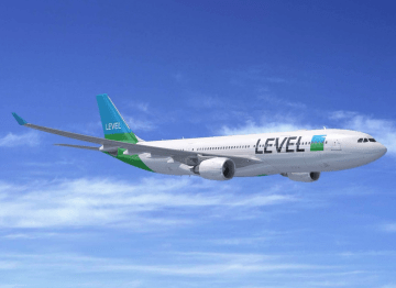 Level tendrá cinco A330 serie -200 en 2019