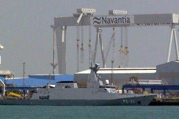 Las corbetas para Arabia Saudí son buques del proyecto Avante 2000 de Navantia