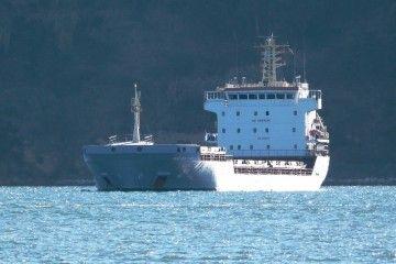 """El buque holandés """"Manisa Camilla""""  está averiado en Ceuta"""