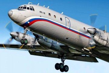 El avión Il-18 es uno de los modelos de mayor éxito de la URSS