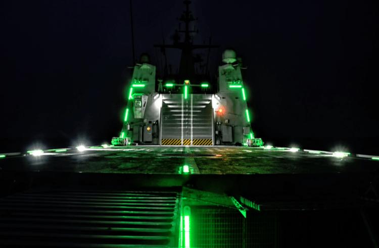 La Armada española tiene un papel muy activo en la operación Atalanta