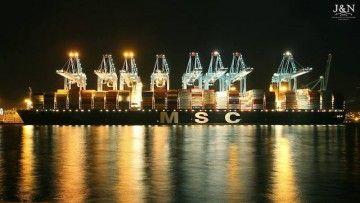 El transporte maritimo mundial decrecerá a partir de 2040, según el estudio de DNV GL