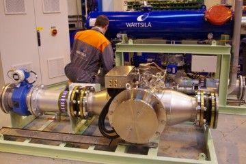 La compañía finlandesa Wärtsila está en la vanguardia tecnológica