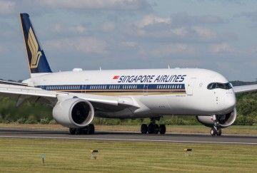 Singapore Airlines es la primera aerolínea que opera el nuevo modelo de avión de largo recorrido