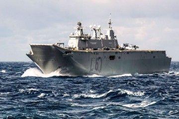 """El buque """"Juan Carlos I"""" se ha convertido en un proyecto de éxito internacional"""