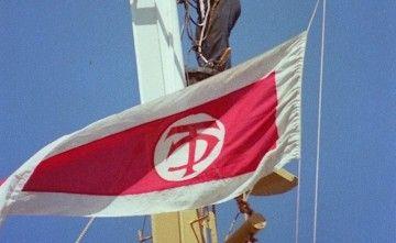 Trasmediterránea recuperará el histórico gallardete en su flota