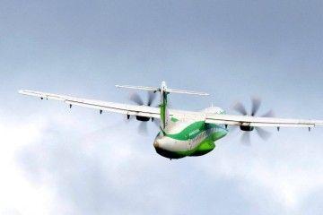 Los vuelos de Binter en Canarias tienen una etapa media de 30 minutos