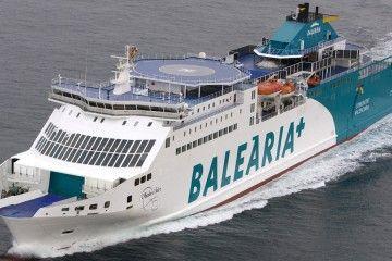La UE subvenciona el 20% de la remotorización de cinco buques de Balearia