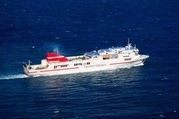 """El buque """"Albayzin"""" llegará la próxima madrugada al puerto de Arrecife"""