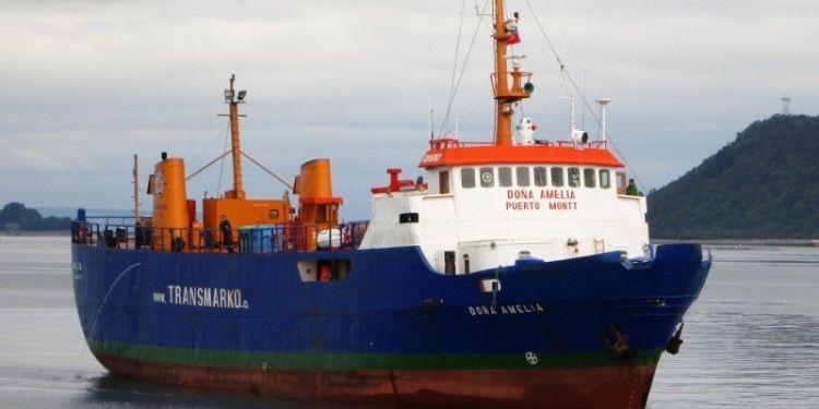 """En la actualidad navega con el nombre de """"Doña Amelia"""""""