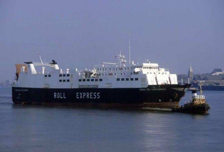 """El buque """"Reina del Cantábrico"""", en sus primeros años de mar"""