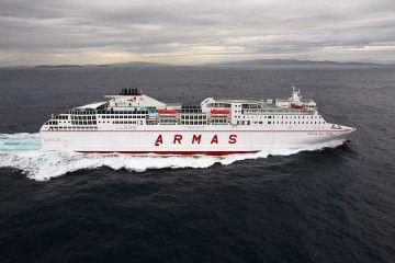 """El nuevo buque será una versión mejorada de la serie """"Volcán del Teide"""""""