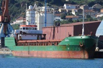 """El buque """"Beza"""", ahora """"Avoca"""", ha sido vendido a intereses de Irlanda"""
