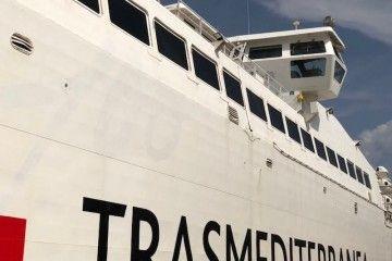 """El buque """"Almudaina Dos"""" atenderá los servicios de pasaje y coches"""