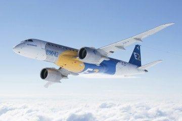 Binter tendrá tres aviones del proyecto E2