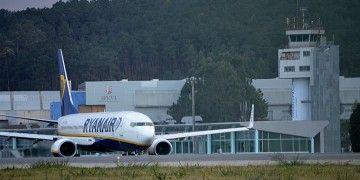 La presencia de Ryanair en Vigo es previo pago. Ahora, pretende triplicar lo que recibe