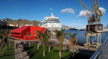 La estación de cruceros del puerto de Santa Cruz de Tenerife entrará en una nueva dimensión