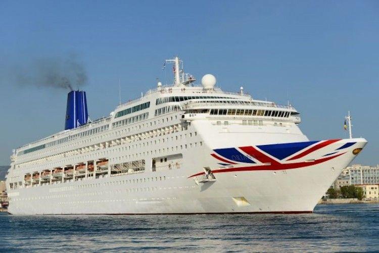 """El buque """"Oriana"""" tiene nuevo propietario y seguirá al servicio del turismo chino"""
