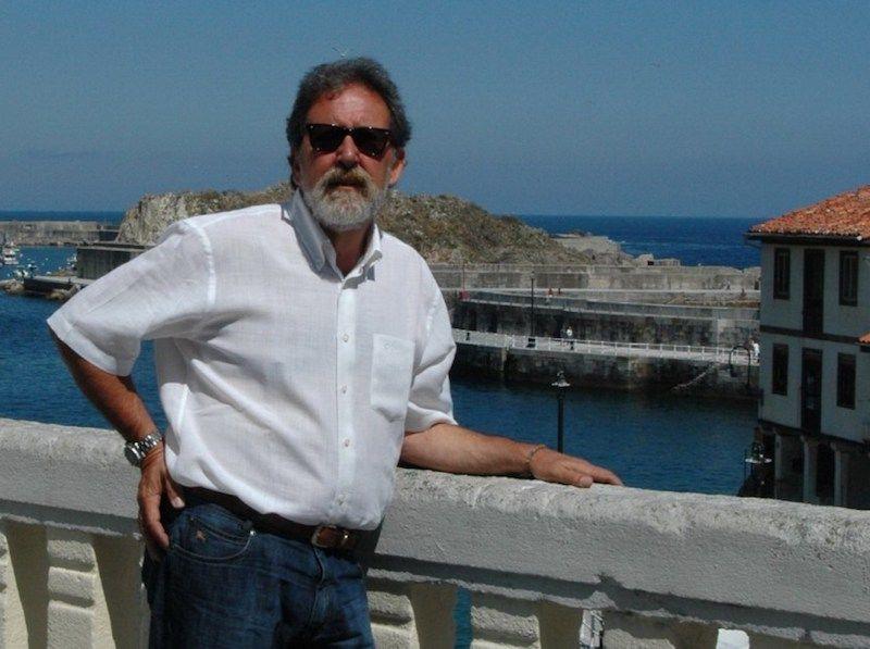Francisco Noguerol Cajén, capitán de la Marina mercante, práctico jubilado y pintor de temas marineros y navales