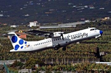 La salida de  Canaryfly a Baleares está dañando seriamente la imagen de la compañía