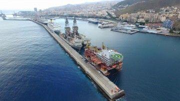 La trayectoria del puerto tinerfeño languidece y la comunidad portuaria pide que se reactive