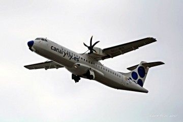 El servicio de handling de Canaryfly lo presta Iberia
