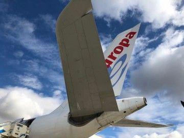 Air Europa incrementará su programación en la línea Madrid-Caracas