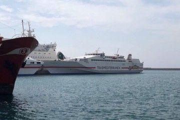 """El monegasco """"Almudaina Dos"""" cubrirá la línea Las Palmas-Tenerife"""