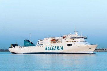 """El buque """"Nápoles"""" es el primero que será remotorizado a GNL"""