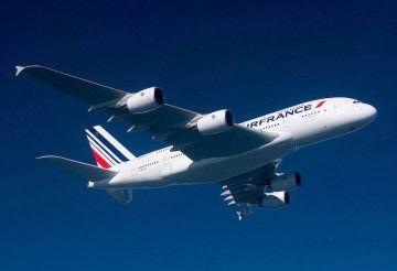 Los números de Air France no cuadran con la operativa de la flota A380