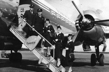 Finnair es la aerolínea nacional de Finlandia y muy conocida en Europa y Asia