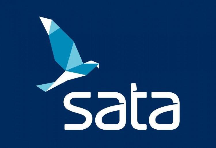 Logotipo de la aerolínea portuguesa SATA