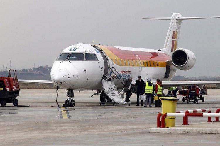 Si hay huelga, los vuelos de la franquiciada de Iberia se verán alterados