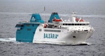 """El buque """"Passió per Formentera"""" ha sido remolcado a Ceuta"""
