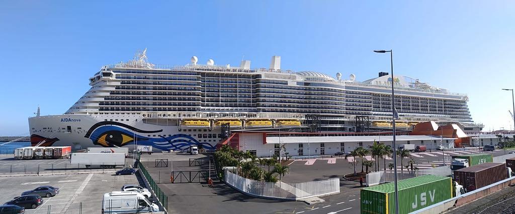 Mañana comenzará el embarque de algo más de cinco mil pasajeros